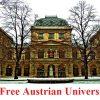 tuition free austrian universities