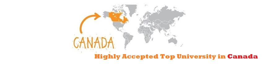 high acceptance rate canadian university