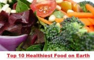 The Top 10 Healthiest Foods on Earth