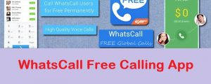 whatsacall app free calling whatscall app free download