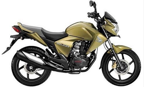 Honda Bike Price