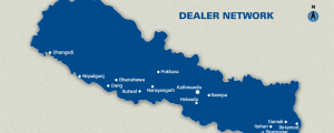 Hyundai Car Dealers Showroom and Service center in Nepal