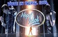 Nepal Idol Voting Method – How to vote in Nepal Idol