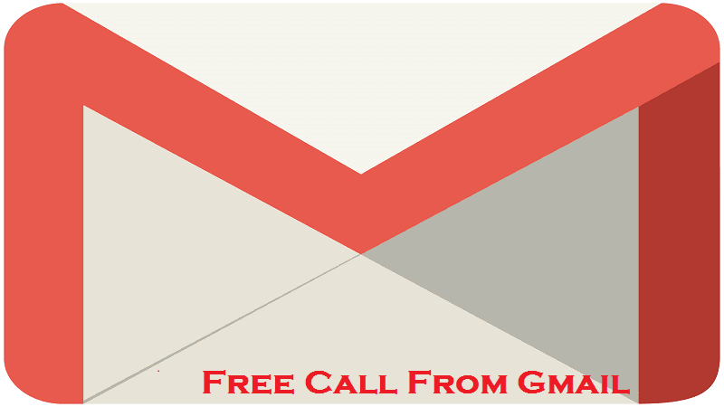 free phone call using gmail