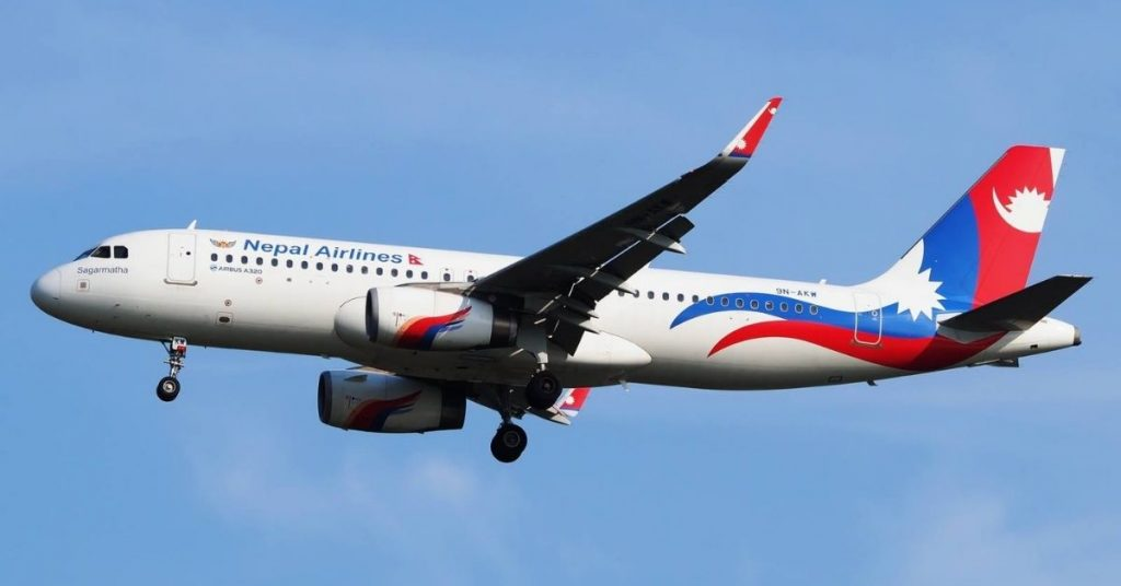 nepal airlines international flight schedule