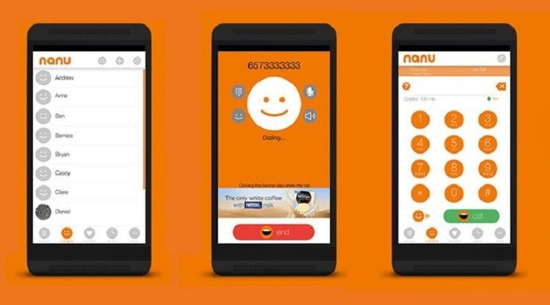nanu app downloa free calling app