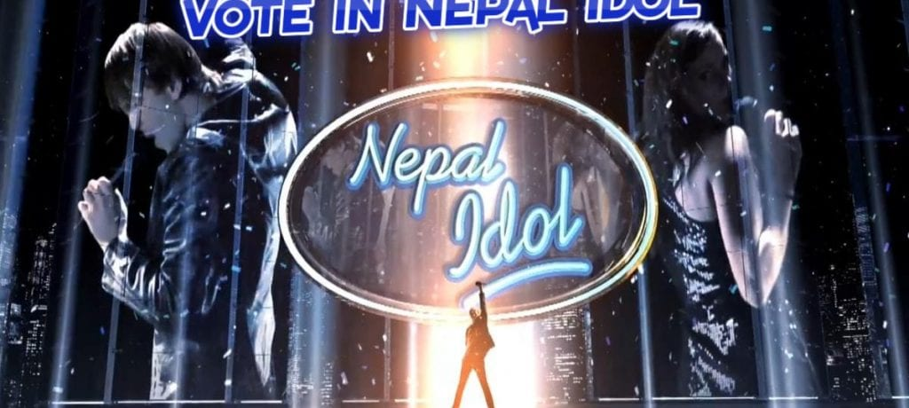 Nepal Idol Voting method