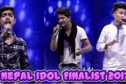 Nepal Idol Finalist 2017 – First Nepal Idol Final Contestants